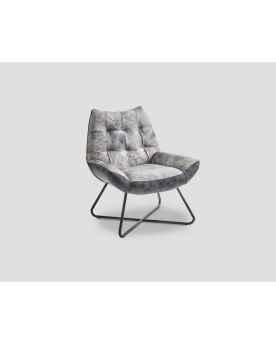 Кожаное кресло Dialma Brown DB005663