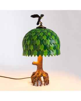 Настольная лампа Tiffany Tree