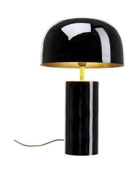 Настольная лампа Loungy Black