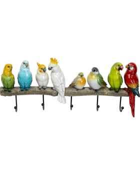Вешалка для одежды Exotic Birds