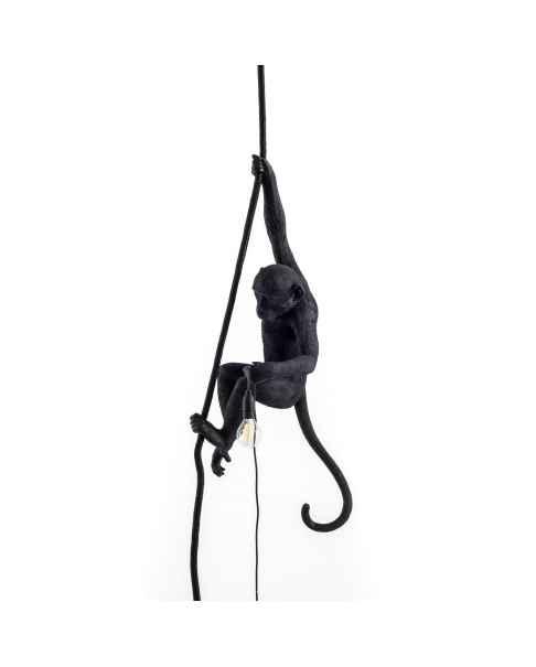 Подвесной светильник The Monkey Black