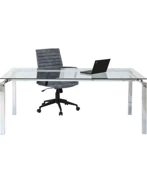 Офисный стол Lorenco Chrome 180x90cm
