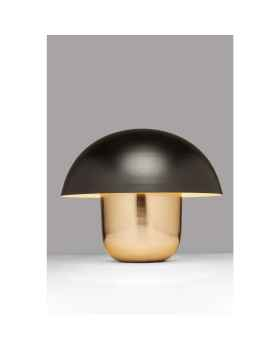 Настольная лампа Mushroom Copper-Black
