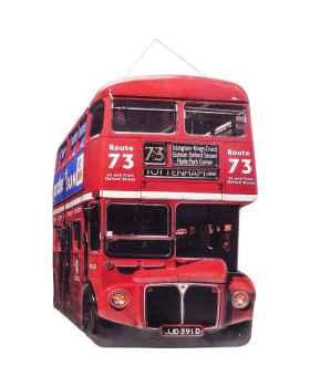 Настенный декор Tottenham Bus