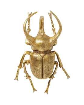 Настенный декор Atlas Beetle Gold