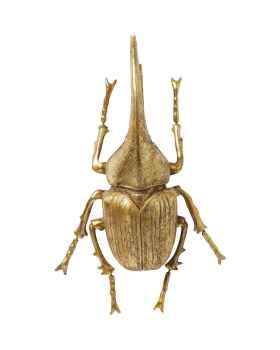 Настенный декор Herkules Beetle Gold