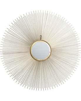 Настенное зеркало Sunbeam Ø90cm