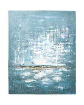 Картина Abstract Blue One 150x120cm