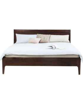 Кровать Brooklyn Walnut Bed 160x200cm