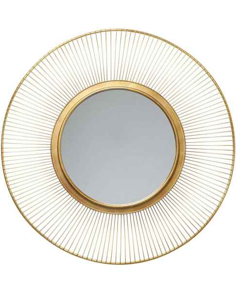 Настенное зеркало Sun Storm Ø93cm