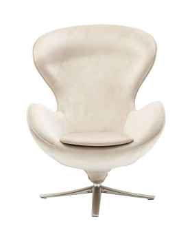 Вращающееся кресло Lounge Surprise Beige