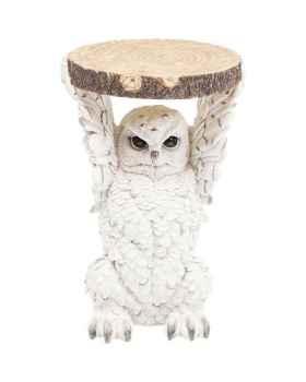 Столик Аnimal Owl Ø35cm