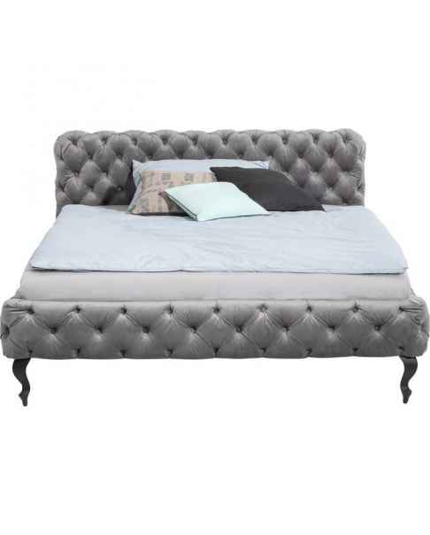 Кровать Desire Silver Grey 160x200cm