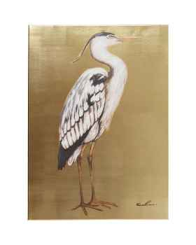 Картина Heron Right 70x50cm