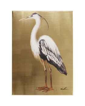 Картина Heron Left 70x50cm