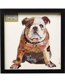 Картина в раме Art Bulldog 41x41cm