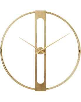 Настенные часы Clip Gold Ø107cm