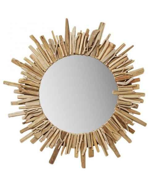 Настенное зеркало Legno Ø82cm