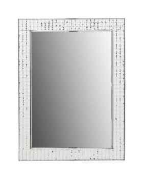Настенное зеркало Crystals Steel Chrome 80x60cm