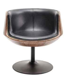 Вращающееся кресло Club 54 Walnut
