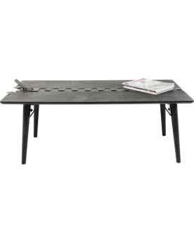 Кофейный столик Zipper 122x60cm