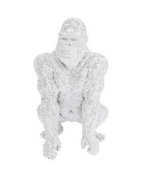 Статуэтка Shiny Gorilla Silver 80cm