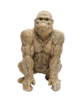Статуэтка Gorilla Gold 46cm