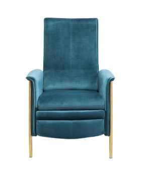 Релакс кресло Lazy Velvet Blue