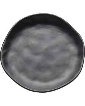 Тарелка Organic Black Ø20cm
