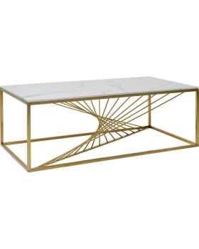 Кофейный столик Art Marble 140x70cm