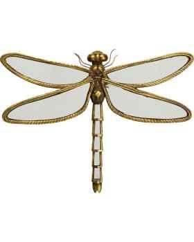 Настенный декор Dragonfly Mirror Big