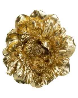 Настенный декор Peony Gold