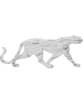 Деко фигура Leopard Marble 129cm