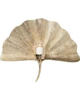 Настенный подсвечник Ginkgo Leaf 60cm