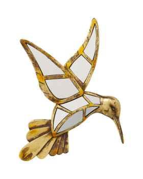 Настенный декор Hummingbird Mirror