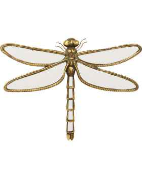 Настенный декор Dragonfly Mirror Small