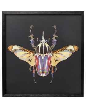 Картина в раме Beetle 60x60cm