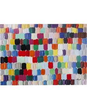 Картина Colorful Dots 140x200cm