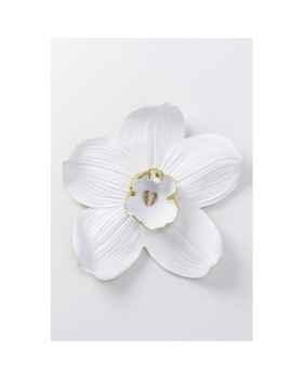 Настенный декор Orchid White 54cm