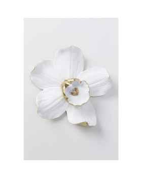 Настенный декор Orchid White 25cm