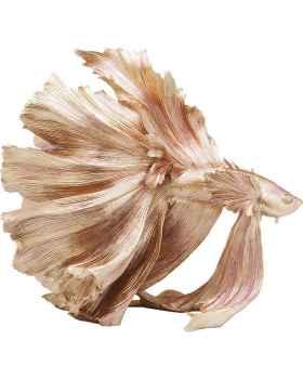 Деко фигура Betta Fish Gold