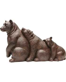 Статуэтка Relaxed Bear Family