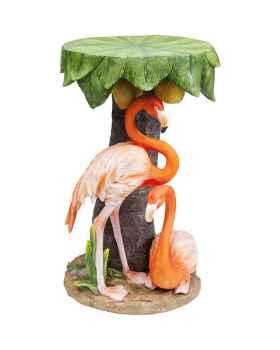 Приставной столик Animal Flamingo Road Ø36cm
