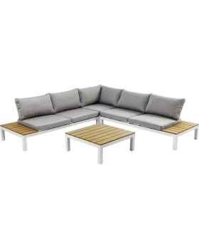Угловой диван Holiday White (4-Pieces)