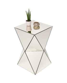 Приставной столик Luxury Triangle Champagne
