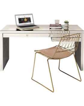Письменный стол Luxury Champagne 140x60cm