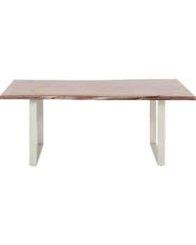Стол Harmony Walnut Silver 160x80cm