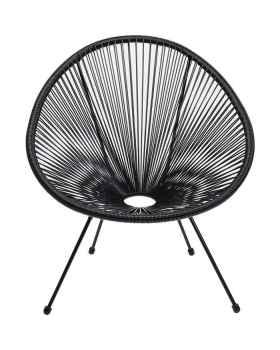 Кресло Acapulco Black