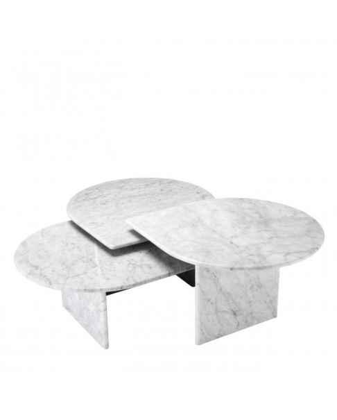 Кофейный столик Naples set of 3