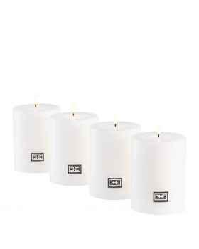 Подсвечник Artificial Candle set of 4